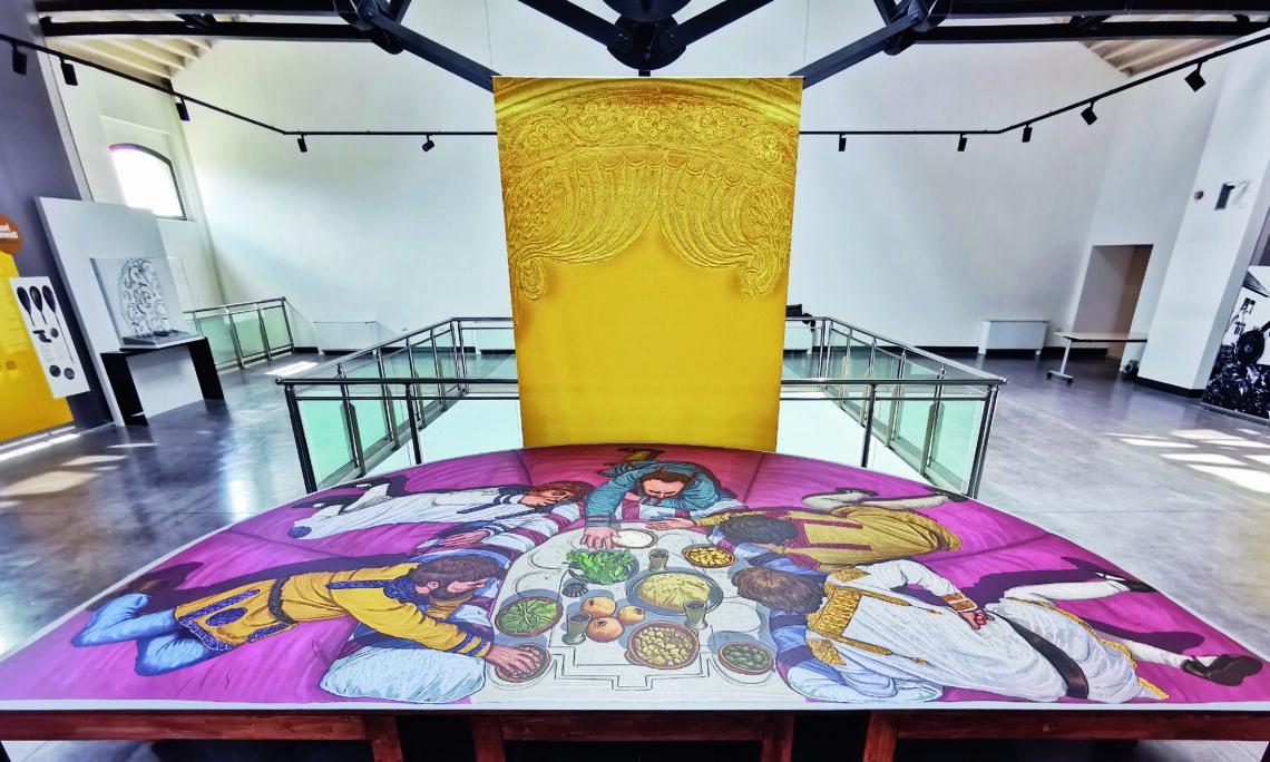 Sedetevi a tavola con Bisanzio al Classis di Ravenna