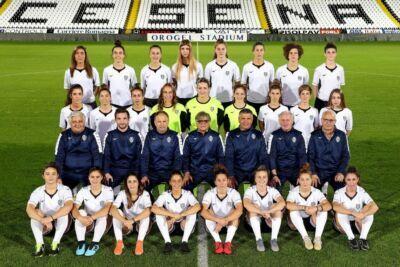 Calcio B donne, il bilancio del Cesena Fc