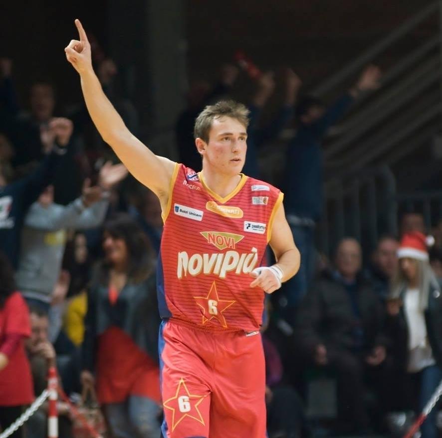 Basket, l'OraSì annuncia l'arrivo di Davide Denegri