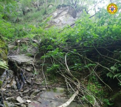 Dramma in Campigna, 69enne muore in un dirupo cercando funghi