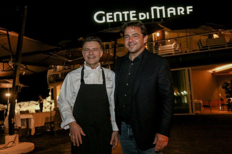 """Il """"Gente di mare"""" di Cattolica punta in alto con chef Fabio Rossi"""