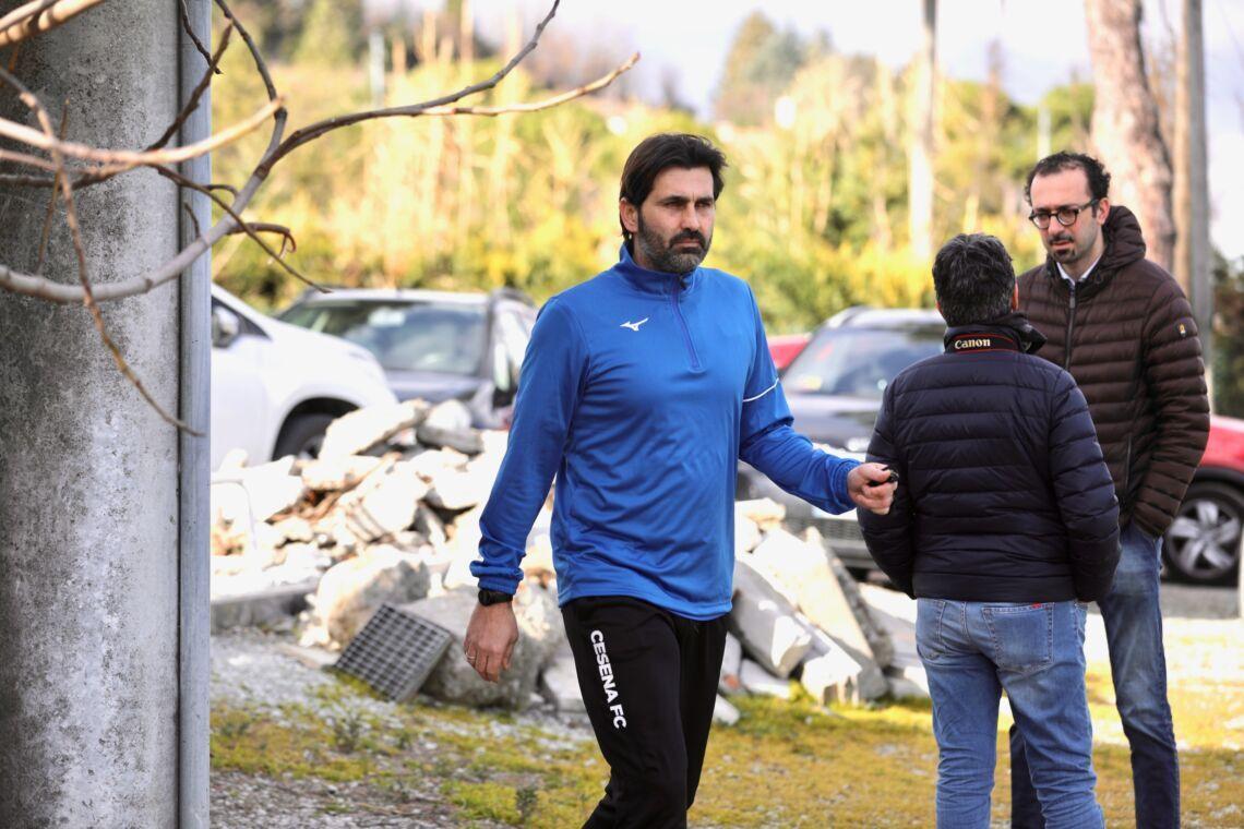 Calcio C, il Cesena deciderà mercoledì su Pelliccioni e Viali