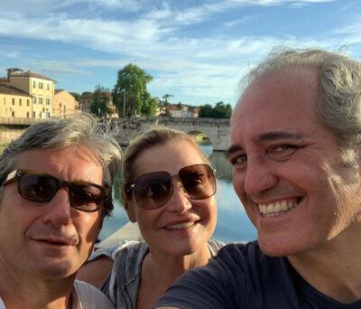 """Simona Ventura: """"Finalmente torno a Rimini"""""""