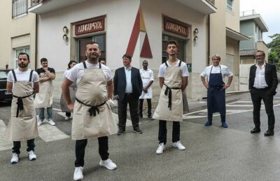 Augusta: apre il nuovo ristorante firmato Raschi in centro a Rimini