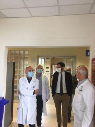 Nuovo ospedale di Cesena, gli obiettivi del sindaco Lattuca