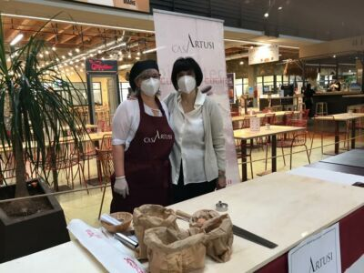 Forlimpopoli, sfoglia da record a Bologna per Casa Artusi