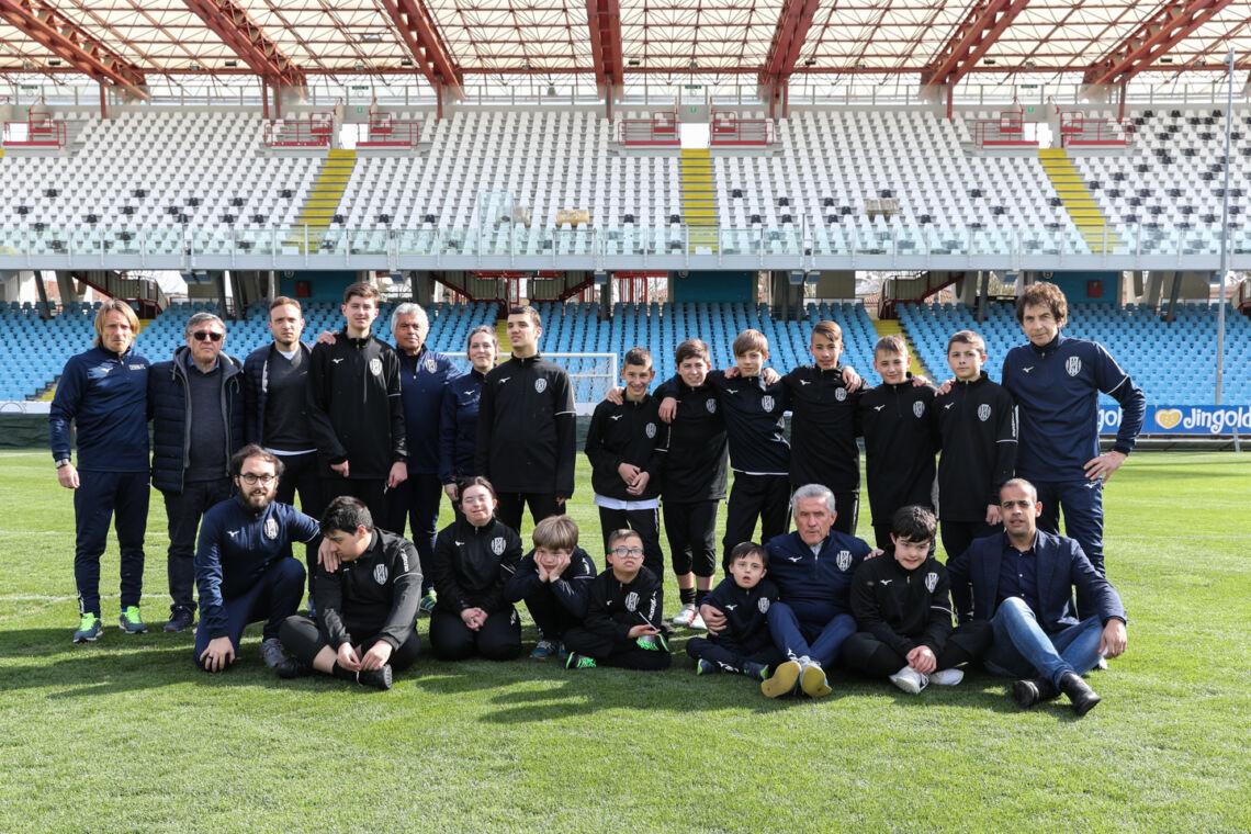Calcio, Uefa Grassrootsawards a Cesena e San Pietro in Vincoli