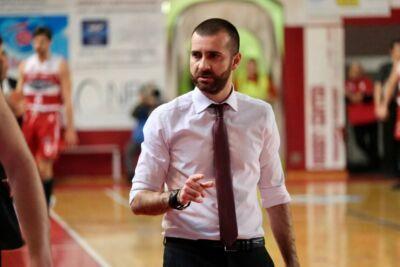 """Basket, Andrea Costa: """"Grazie di tutto Di Paolantonio"""""""