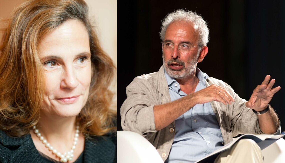 Ilaria Capua e Gad Lerner a Cervia