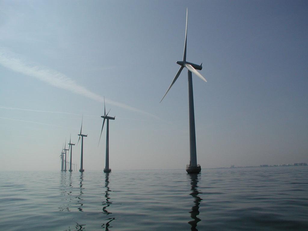 Rimini, il parco eolico sotto esame ambientale