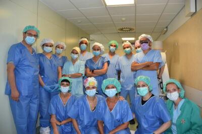 Forlì, completato un espianto di organi a cuore fermo