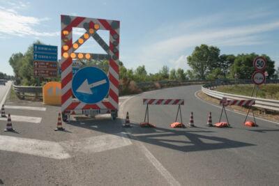 Ravenna, chiuso ponte sulla Classicana per motivi di sicurezza