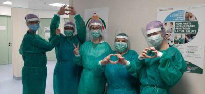 Forlì, un solo malato di Coronavirus: chiusi i reparti Covid