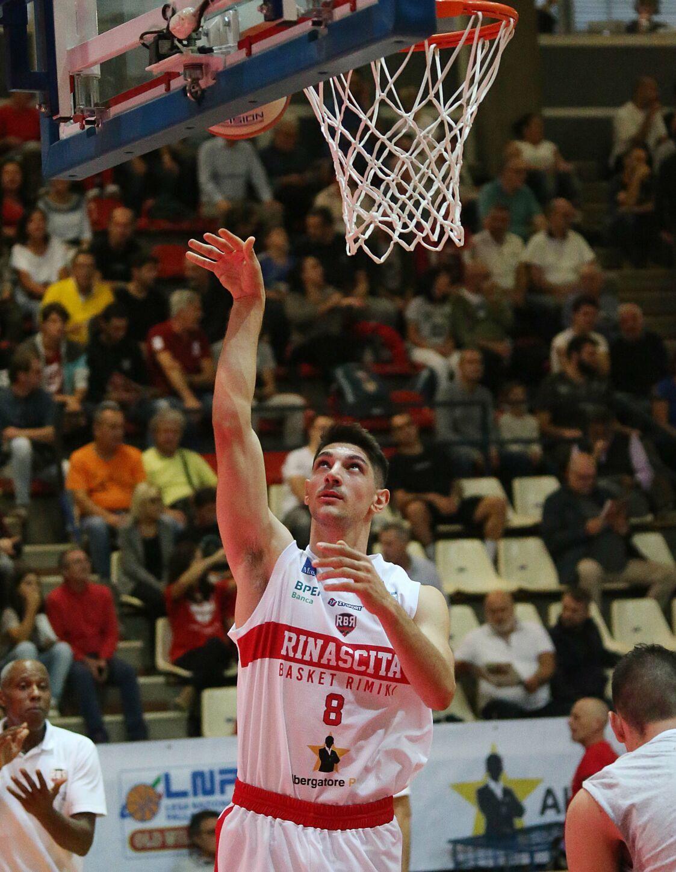 Basket C Gold, Ramilli lascia la Rbr Rimini e si accasa a Imola