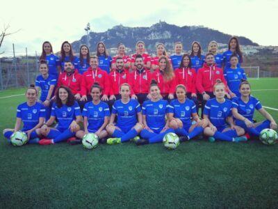 Calcio donne, San Marino: la A adesso è tua