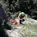 Cede un chiodo: alpinista del Cai di Ravenna cade da 15 metri