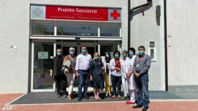 Faenza, donazioni agli ospedali