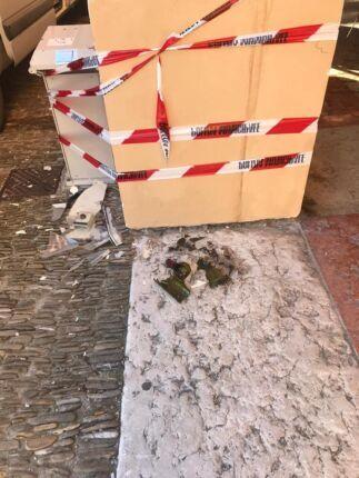 Lugo, vandali al Pavaglione