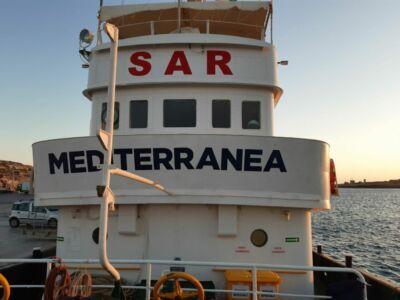 Salvati 67 profughi: medico del Bufalini di Cesena tornata in porto
