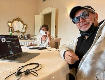 Vasco Rossi è al Grand Hotel di Rimini e annuncia #sorprese