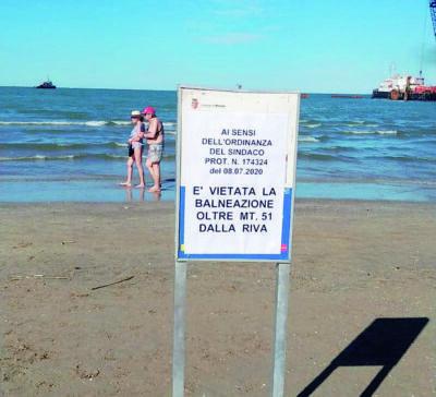 Rimini. Buca in acqua, chiesto il sequestro del progetto