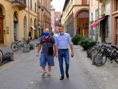 Imola, il candidato sindaco del centrodestra è Daniele Marchetti