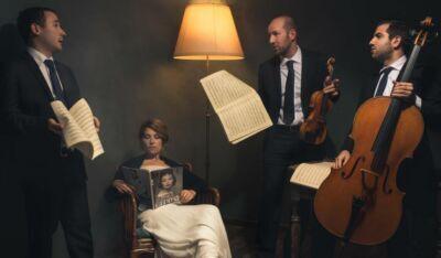Quartetto Noûs al Ravenna Festival con Beethoven e Šostakovic