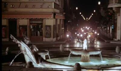 Fellini e la sua mamma adottiva, la Roma di Cinecittà