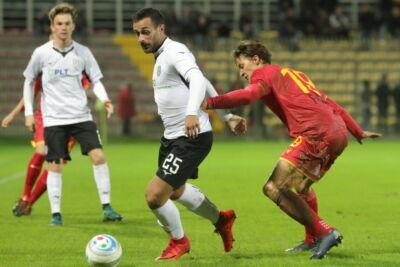 """Calcio, Brunetti alla Recanatese: """"Cesena, è stato bello"""""""
