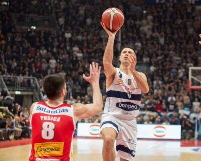 Basket A2, ora è ufficiale: Cinciarini all'OraSì
