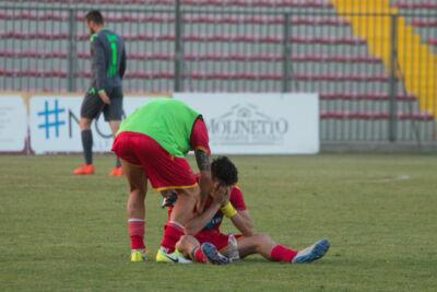 Calcio C play-out, Ravenna in D: foto-racconto di un dramma