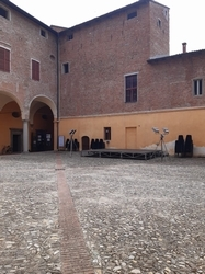 Imola, spazio eventi a palazzo Monsignani