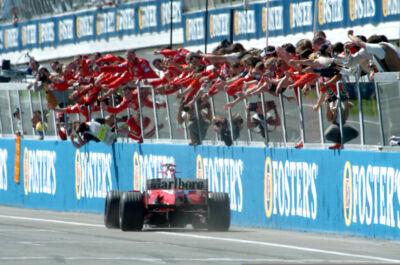 Automobilismo, ufficiale: la Formula Uno a Imola il primo novembre