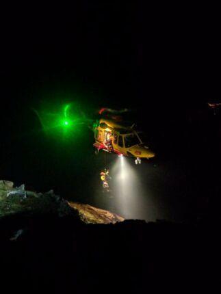 Escursionisti di Faenza soccorsi in Trentino