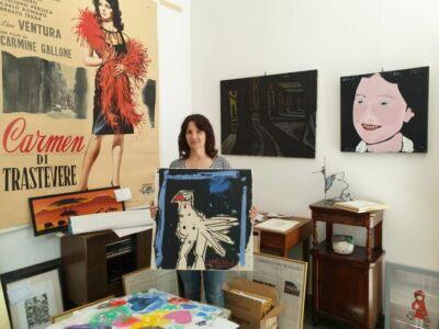 I negozi si aprono all'arte e diventano gallerie
