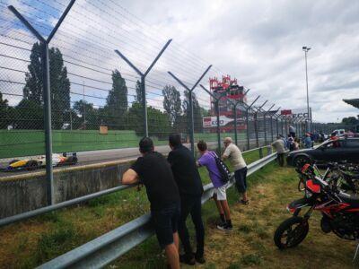 Autodromo di Imola, lutto al Peroni Race muore per malore un pilota