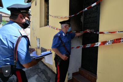 Meldola, appartamento va a fuoco: salvata una donna