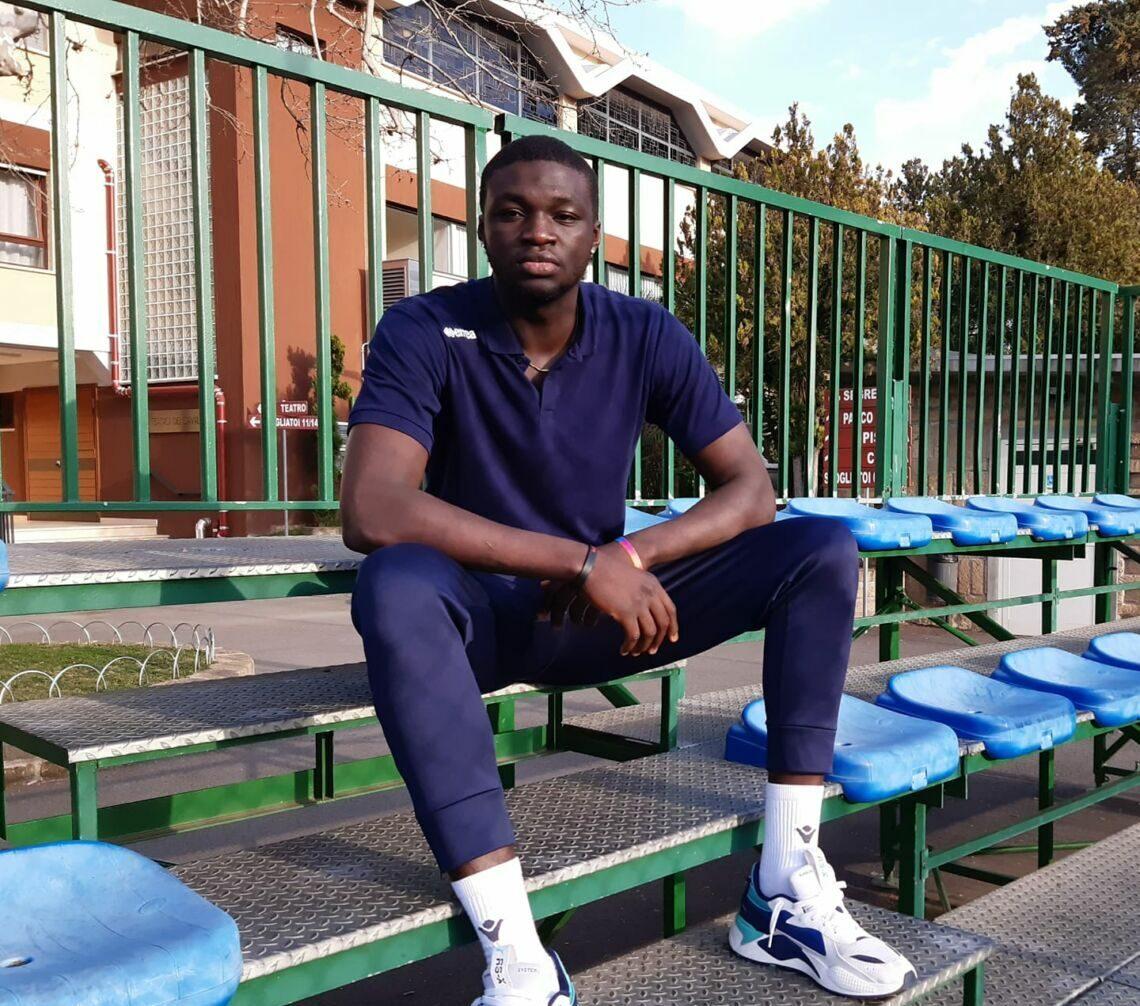 Basket B, dal Camerun a Faenza: ecco Keller Cedric Ly-Lee Danwe