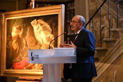 Forlì, anche Michelangelo tra i capolavori degli Uffizi per Dante