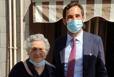 Nerina Borghesi: una nuova centenaria a Cesena