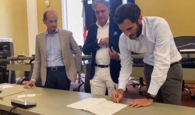Calcio, il Cesena al Manuzzi fino al 2030 - VIDEO