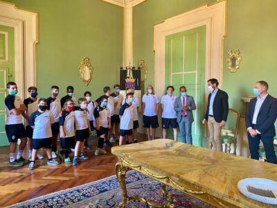 """Al Cesena Fc il premio """"Miglior progetto su calcio e disabilità"""""""