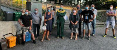A Luzzena di Cesena petizione per cambiare la raccolta rifiuti