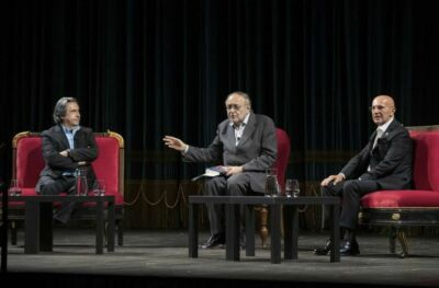 Talento, leadership e ironia. A Ravenna due maestri, Sacchi e Muti