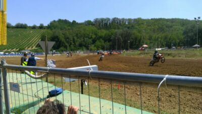 """Motocross, doppietta di Nicholas Lapucci al """"Monte Coralli"""""""