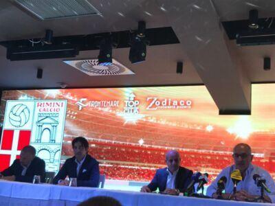 Calcio, il nuovo Rimini si presenta alla città -VIDEO