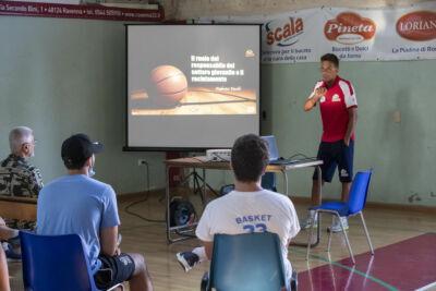 Basket, terminato il corso per coach organizzato dall'Orasì Ravenna