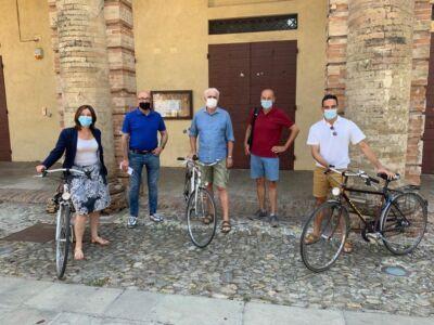 """Forlimpopoli aderisce al progetto """"Bike to Work"""""""
