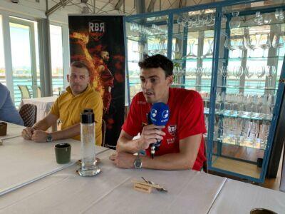 """Basket B, Nicholas Crow si presenta: """"Nella mia Rimini per vincere"""""""