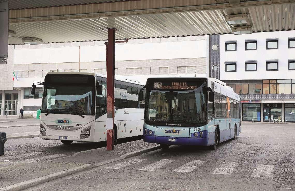 Cesena, protesta infettiva: tutti assolti i 66 autisti di bus